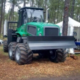 DINGO Tractor Forestier Forwarder  Automatic