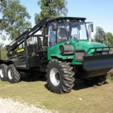 Dingo Forwarder Tractor Forestier AD