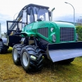 Dingoforwardertractorforestier .