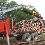 Remorca Forestiera