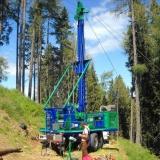 Funicular Forestier Cu Pilon TG